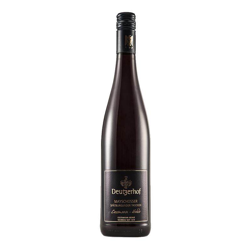 Spätburgunder Rotwein, Qualitätswein trocken, Ahr 2017
