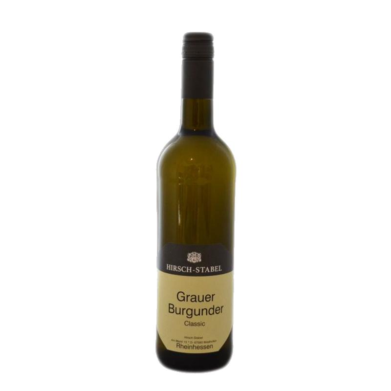 Grauburgunder, Qualitätswein, trocken, Rheinhessen 2019