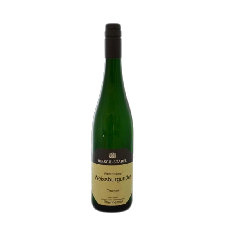 Weissburgunder, Qualitätswein, trocken, Rheinhessen 2019