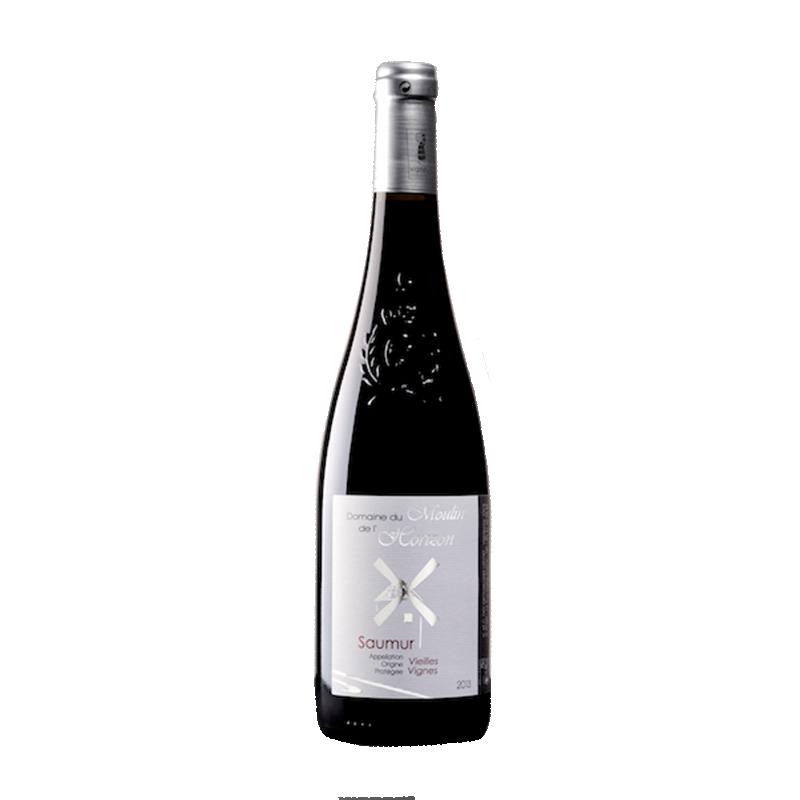 Saumur Rouge Vieilles Vignes AOP 2015
